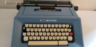 Máquinas de escribr ¿Objeto de espionaje?