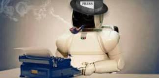 cómo los robots periodistas pueden difundir noticias falsas
