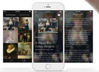 La realidad aumentada llega al arte con Smartify