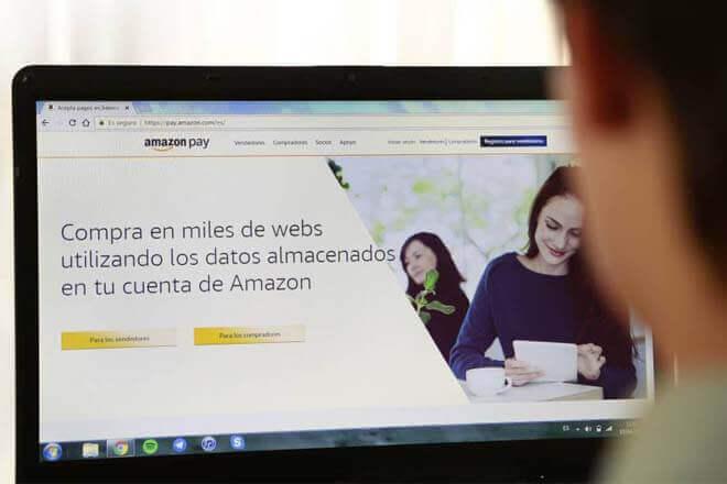 Amazon Pay en España