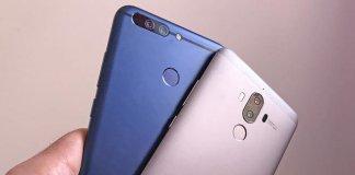 Honor 8 Pro Vs. Huawei P10
