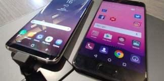 Samsung Galaxy S8 vs. Huawei P10