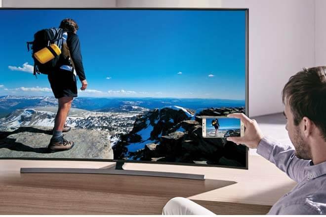 Conectar el móvil a la TV