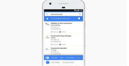 Google buscará empleo utilizando machine learning