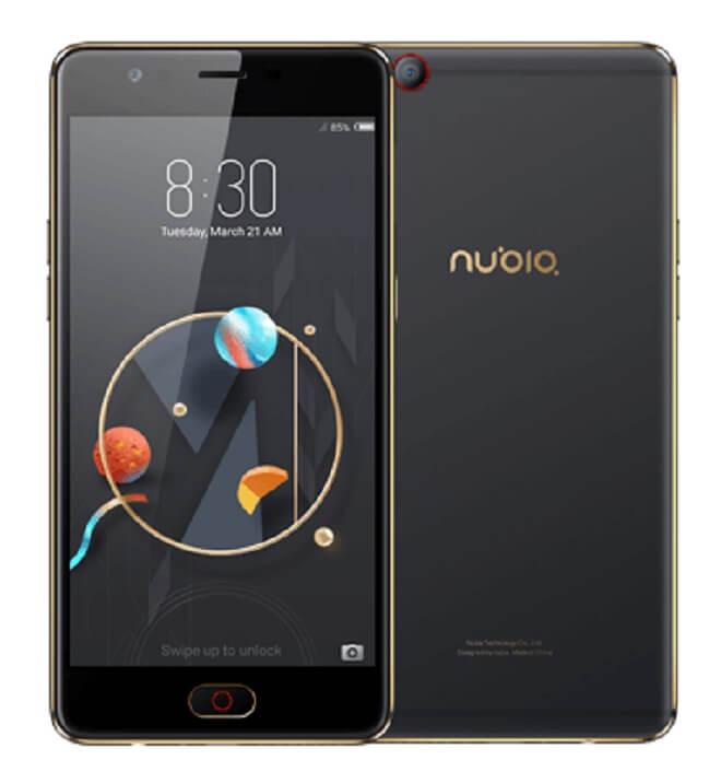 Nubia M2 Lite posee una pantalla de 5.5 pulgadas, con una resolución HD de 1.280x720