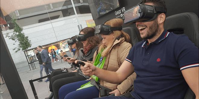 Mejores experiencias de realidad virtual en Madrid
