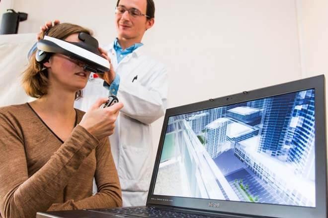 Realidad virtual en medicina: Usan esta tecnología para tratar el ictus
