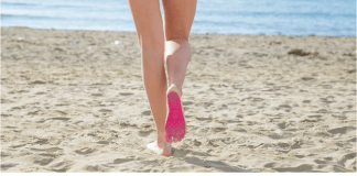 plantillas para tus pies para el verano