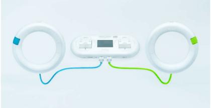 juguete robótico de Sony es un cubo de Lego con mando