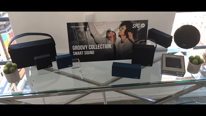 Altavoces Groovy Collection de SPC