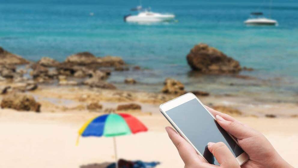 Comprar el mejor móvil de verano