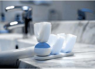 cepillo de dientes automático