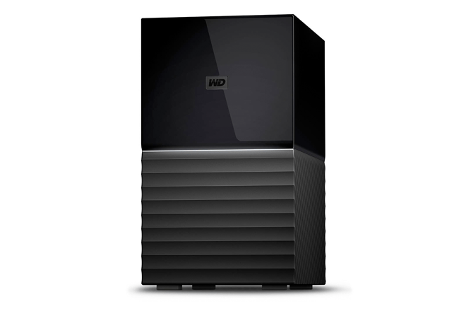 My Book Duo 20 TB
