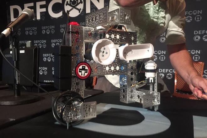 ¡Cuidado! Este robot barato puede abrir cajas fuertes