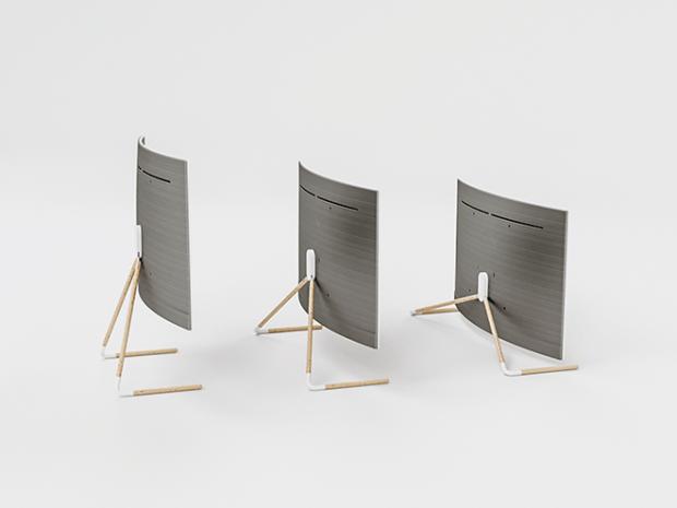 Soporte Flamingo diseñado por Tharsis