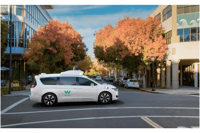Los coches autónomos de Google podrían ser lanzados como un servicio de taxi