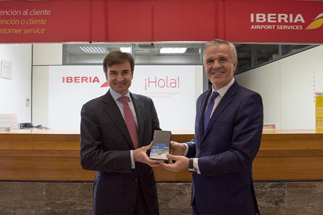 Samsung revoluciona el marketing con una acción sorpresa en un vuelo de Iberia