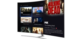 Sky en Samsung Smart TV