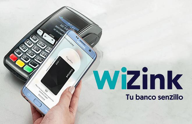 Las tarjetas de WiZink ya son compatibles con Samsung Pay