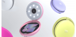 cámaras TR de Casio