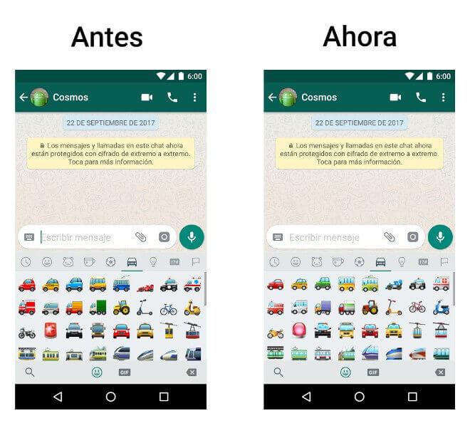 Nuevos emojis de WhatsApp: ¿Cómo activarlos?
