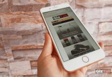 El iPhone 8 Plus es de cómodo agarre