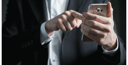 Mira estos consejos para limpiar la pantalla de tu móvil