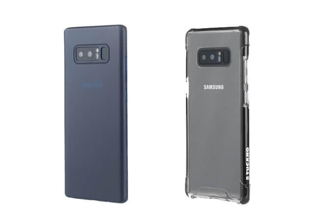Fundas para el Galaxy Note8 Tucano