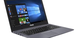 ASUS anuncia el VivoBook Pro 15