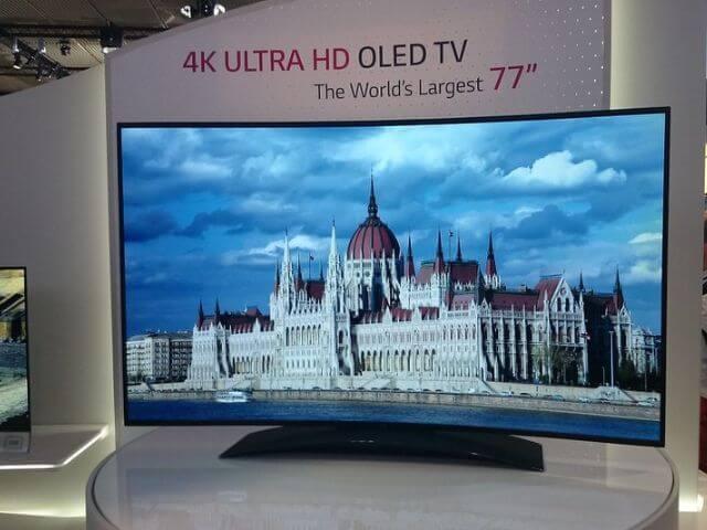 El televisor 4K enrollable de LG: ¿Moda o necesidad tecnológica?