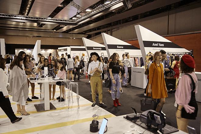 Samsung EGO: Cuando la tecnología y la moda se suben a la pasarela
