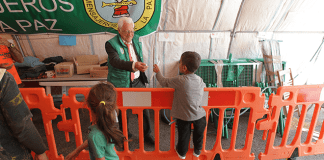ZTE colabora en la Acción Solidaria impulsada por el padre Ángel