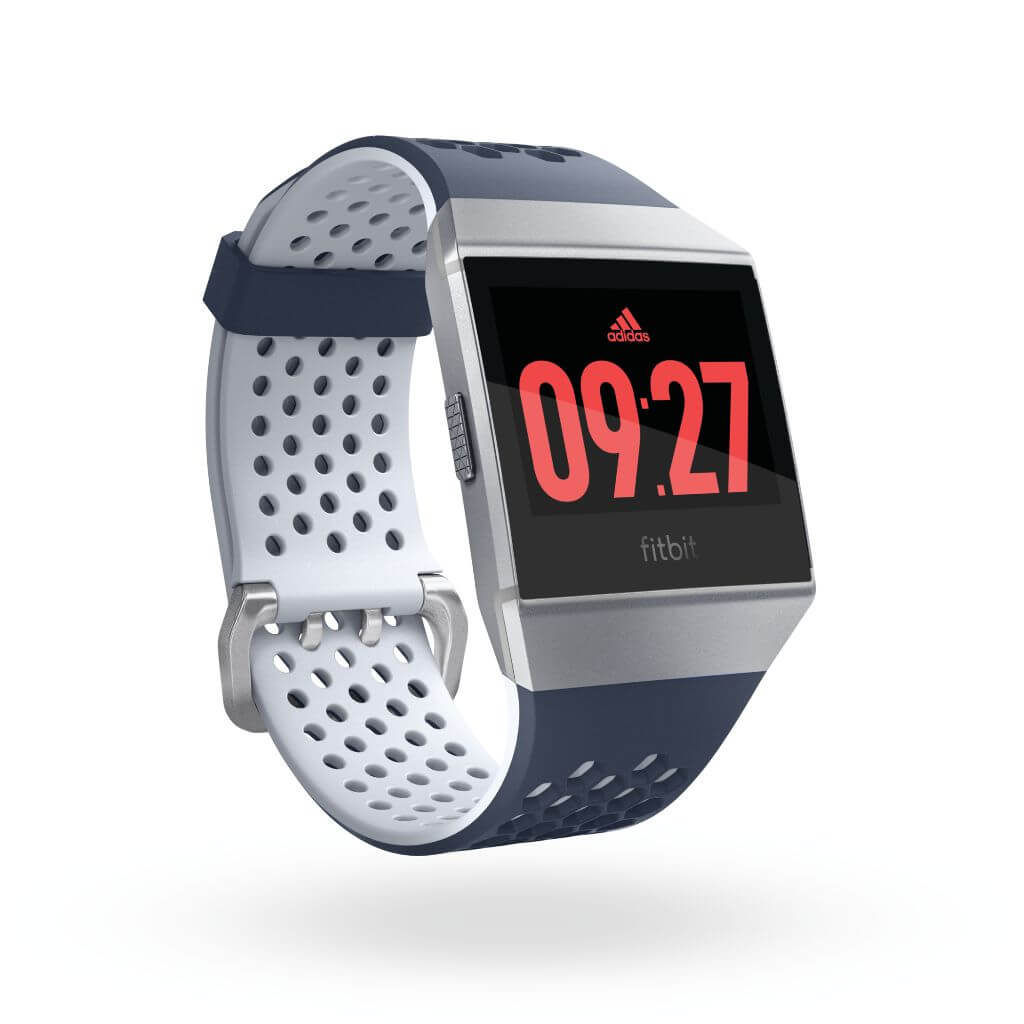 Fitbit presenta el nuevo smartwatch Fitbit Ionic edición Adidas