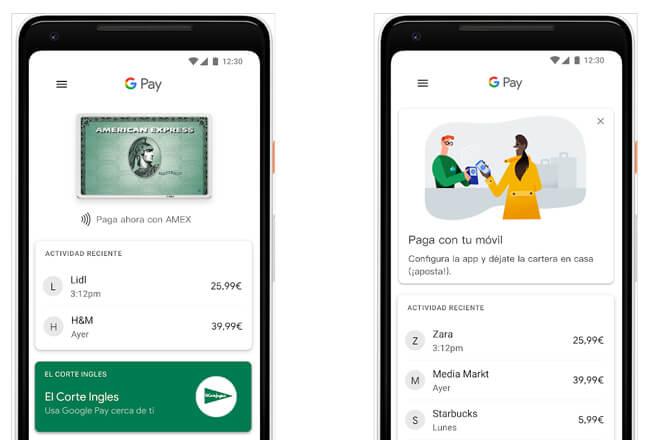 Google Pay para Android: Cómo funciona y dónde pagar con ella