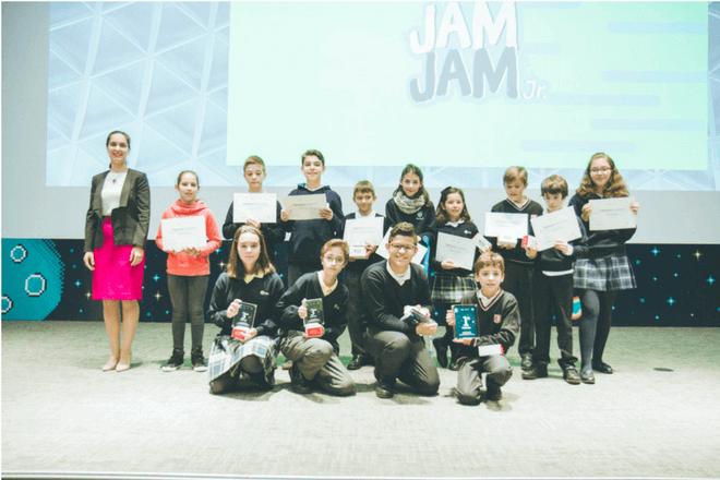 Game Jam de Talentum Schools