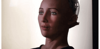Sophia la robot irá a México para dar una conferencia