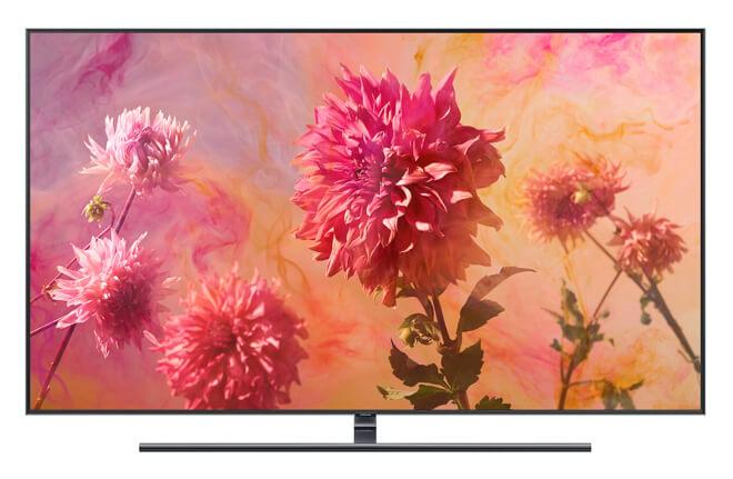 Así son las nuevas Samsung QLED TV 2018