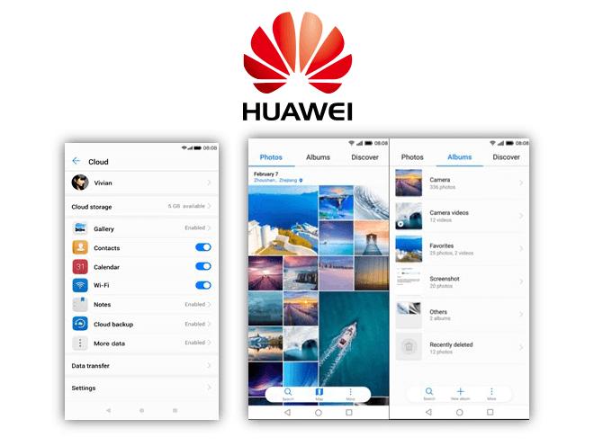 Huawei Mobile Cloud: así funciona la solución de almacenamiento en la nube de Huawei