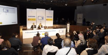Samsung Smart School reúne 30 proyectos de transformación del aula en su IV Encuentro de Profesores