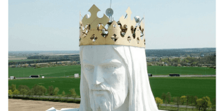 Descubre cuál estatua del Cristo Redentor ostenta en su cabeza antenas de Wi-Fi
