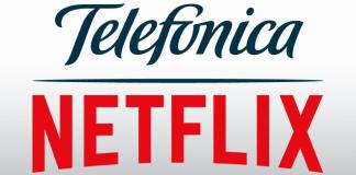 Telefónica integrará Netflix en sus plataformas de vídeo y TV