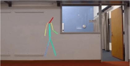 Científicos del MIT crean tecnología capaz de ver el cuerpo a través de las paredes