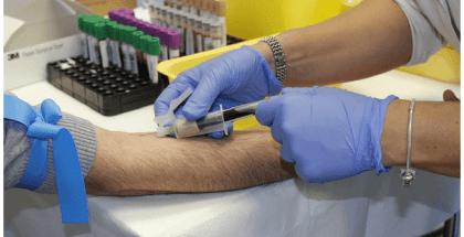Crean un robot que extrae sangre