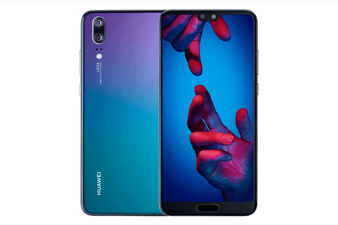 "Huawei incorpora el tono degradado ""Twilight"" a la gama de colores disponibles para Huawei P20"