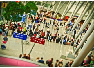 imagen de aeropuerto