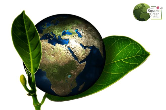 Reto Smart Green: El compromiso de LG con el planeta se materializa en sus productos