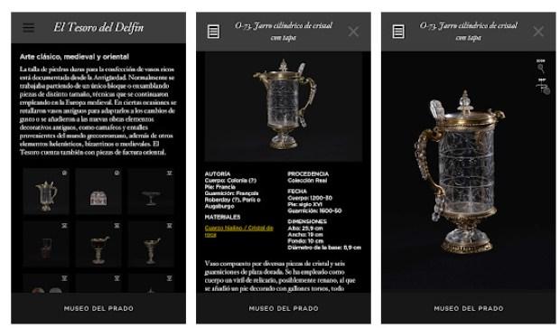 """app de """"El Tesoro del Delfín"""""""