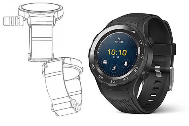 nuevo smartwatch de Huawei características