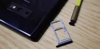 Detalles del Note9 y su doble cámara, slot de memoria y S Pen