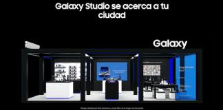 Samsung Galaxy Studio llega a Barcelona: Horarios y direccion